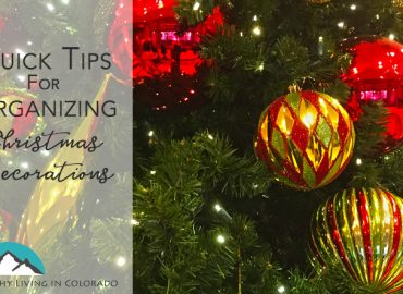 Organizing Christmas Decorations-blog