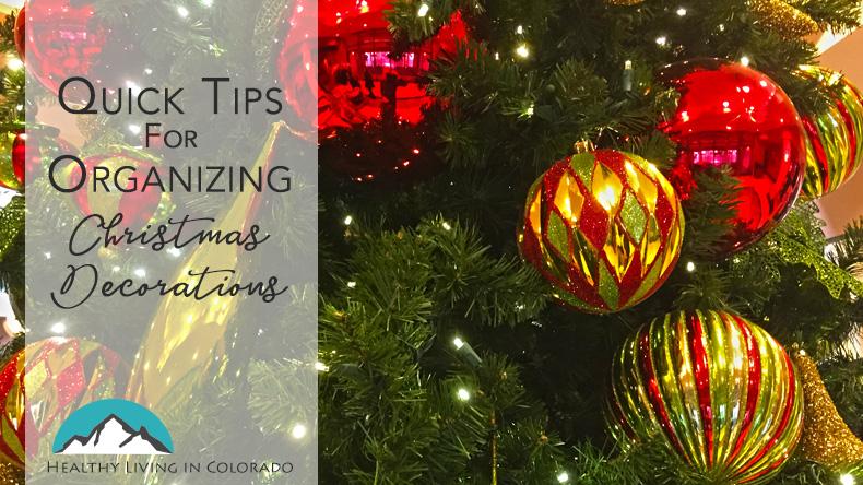 Organizing Christmas Decorations-blog