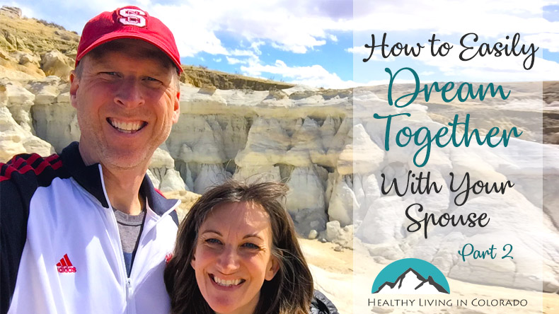Dream together with your spouse 2