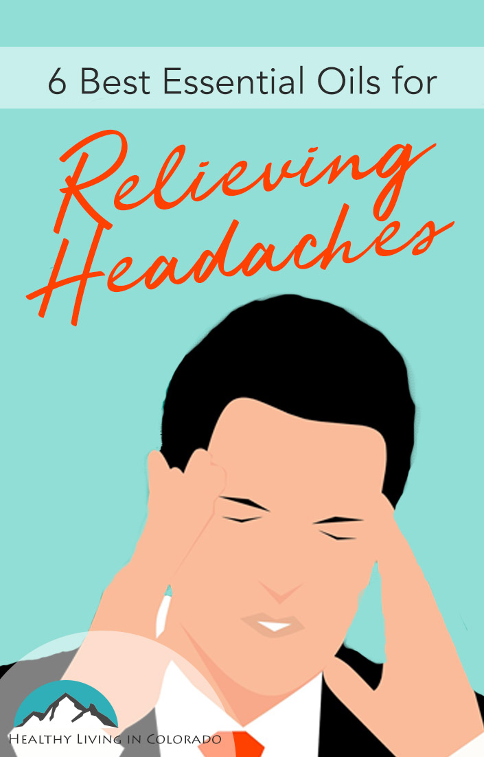 Best Essential Oils for Relieving Headaches