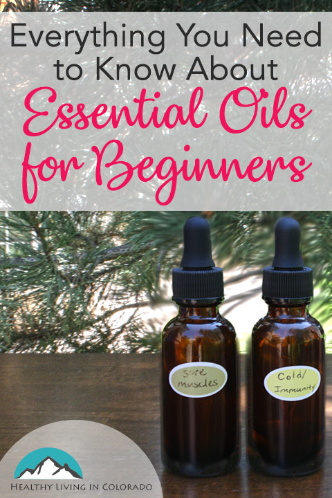 Essential Oils for Beginners-pint