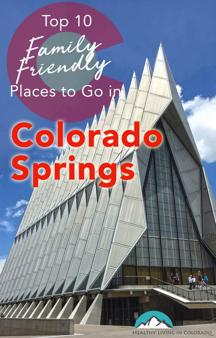 Places in Colorado Springs