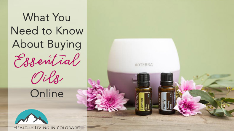 buying essential oils online