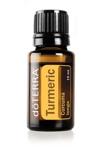 Tumeric EO New doTERRA Products