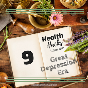 Health Hacks from the Great Depression Era