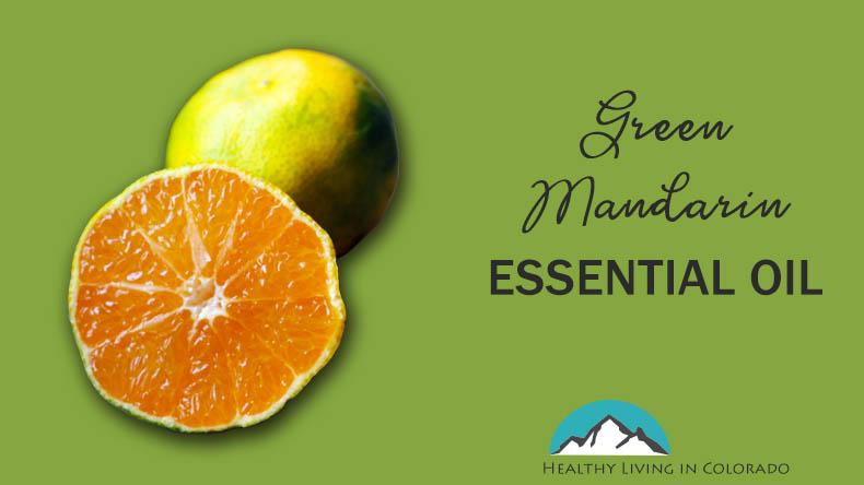 Green Mandarin Benefits