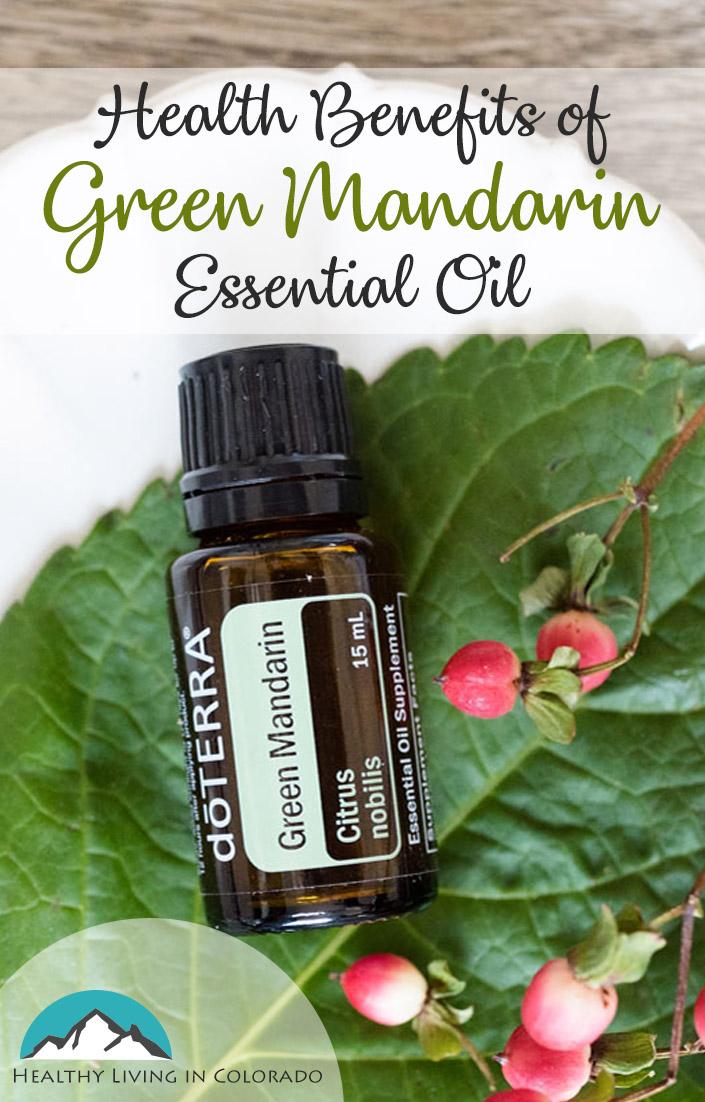 Health Benefits of Green Mandarin Essential Oil