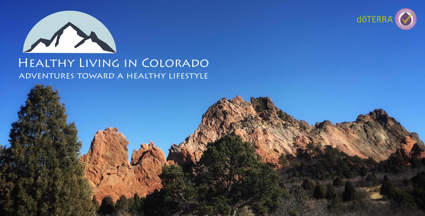 Healthy Living - Garden of Gods - doterra certified