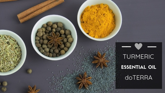 ESSENTIAL OIL-TUMERIC- Healthy Living in Colorado