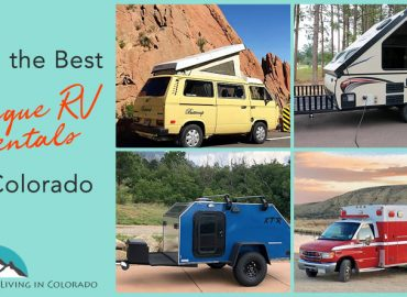 Unique RV Rental in Colorado