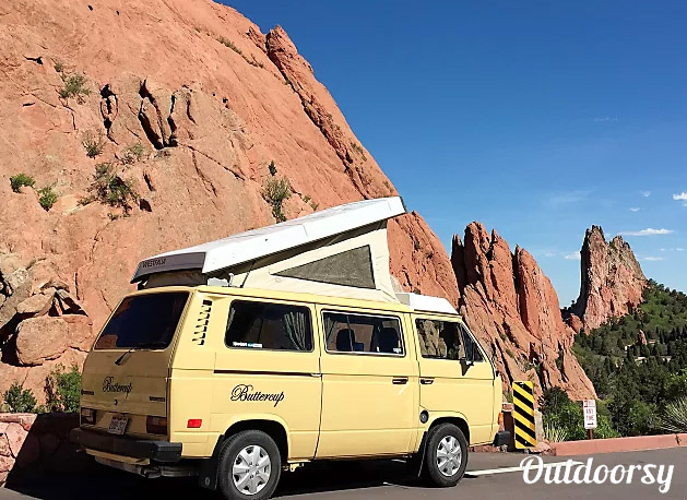 Unique RVs in Colorado - Buttercup