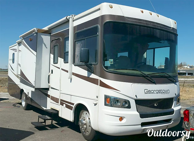 Unique RVs in Colorado - Georgetown