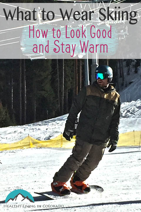 What to Wear Skiing to keep warm