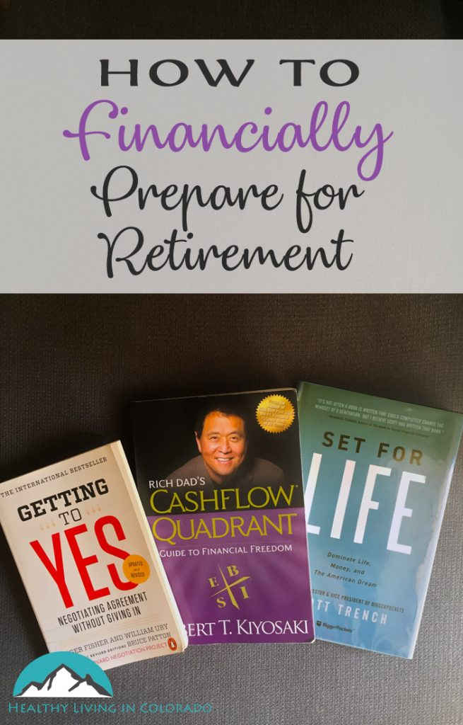 how to financially prepare for retirement