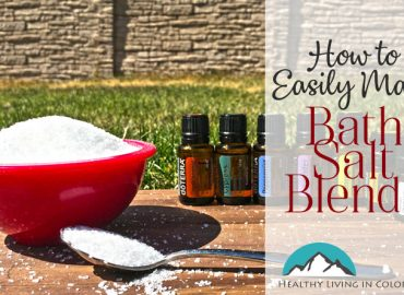 Make Bath Salt Blends
