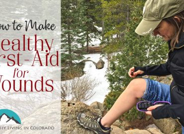 Healthy First Aid for Wounds